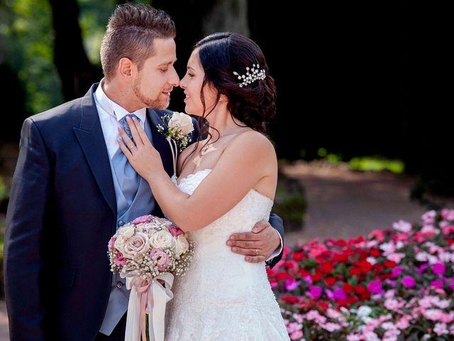 Il matrimonio di Davide e Monica a Lesmo, Monza e Brianza 37