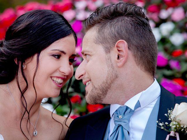 Il matrimonio di Davide e Monica a Lesmo, Monza e Brianza 38