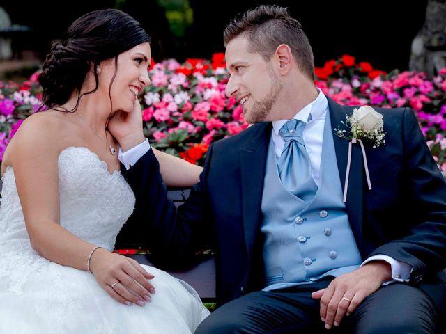 Il matrimonio di Davide e Monica a Lesmo, Monza e Brianza 39