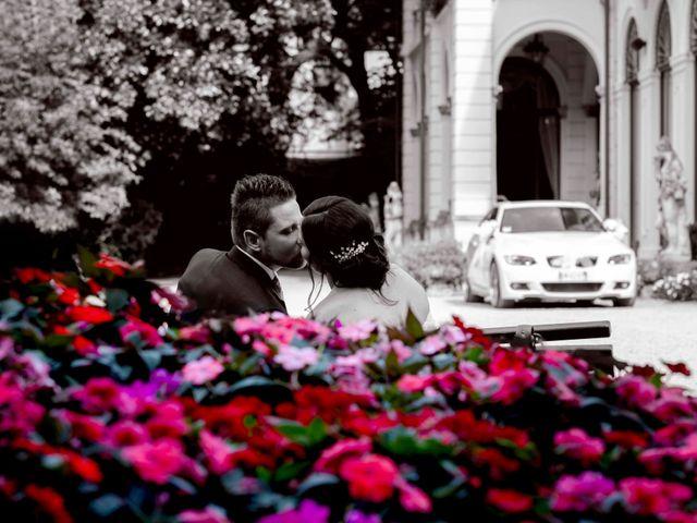Il matrimonio di Davide e Monica a Lesmo, Monza e Brianza 40