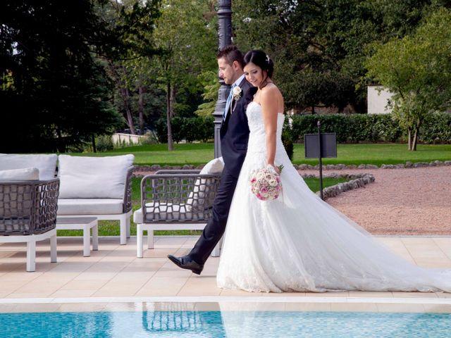 Il matrimonio di Davide e Monica a Lesmo, Monza e Brianza 44