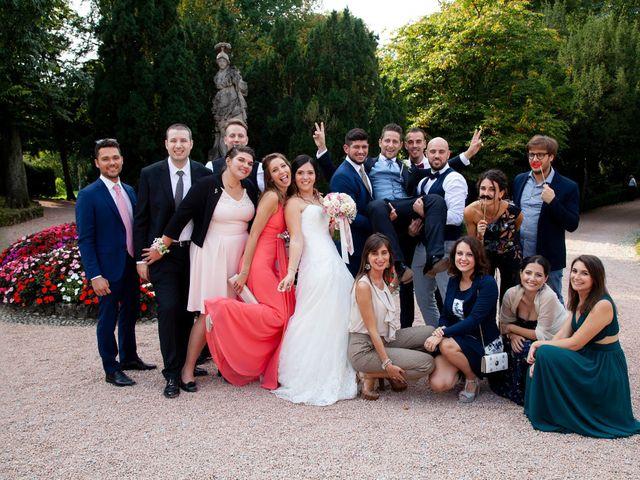 Il matrimonio di Davide e Monica a Lesmo, Monza e Brianza 46