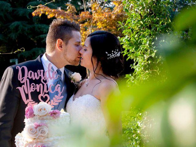 Il matrimonio di Davide e Monica a Lesmo, Monza e Brianza 48