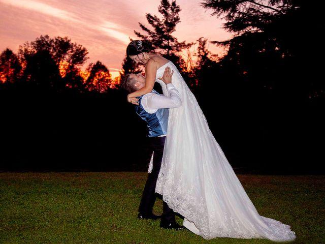 Il matrimonio di Davide e Monica a Lesmo, Monza e Brianza 53