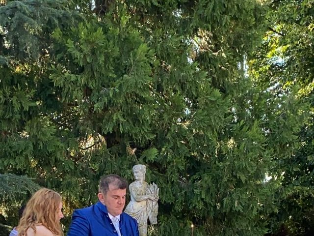 Il matrimonio di Simone e Brenda a Sant'Agostino, Ferrara 3
