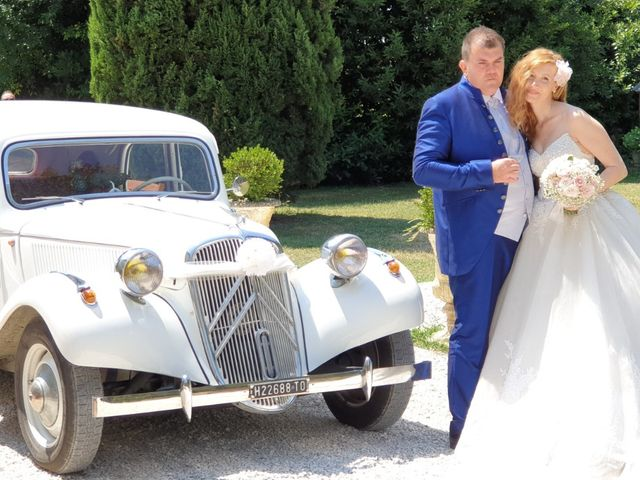 Il matrimonio di Simone e Brenda a Sant'Agostino, Ferrara 1
