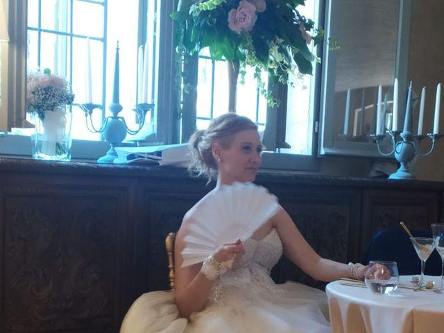 Il matrimonio di Simone e Brenda a Sant'Agostino, Ferrara 6