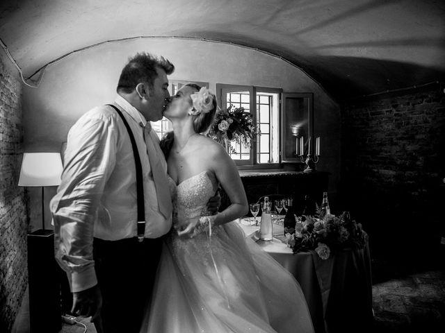 Il matrimonio di Simone e Brenda a Sant'Agostino, Ferrara 8