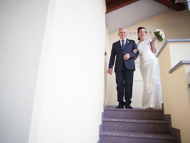 Il matrimonio di NICOLA e GIOVANNA a Malnate, Varese 25