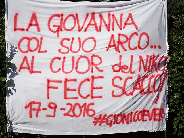 Il matrimonio di NICOLA e GIOVANNA a Malnate, Varese 26