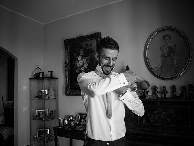 Il matrimonio di NICOLA e GIOVANNA a Malnate, Varese 30