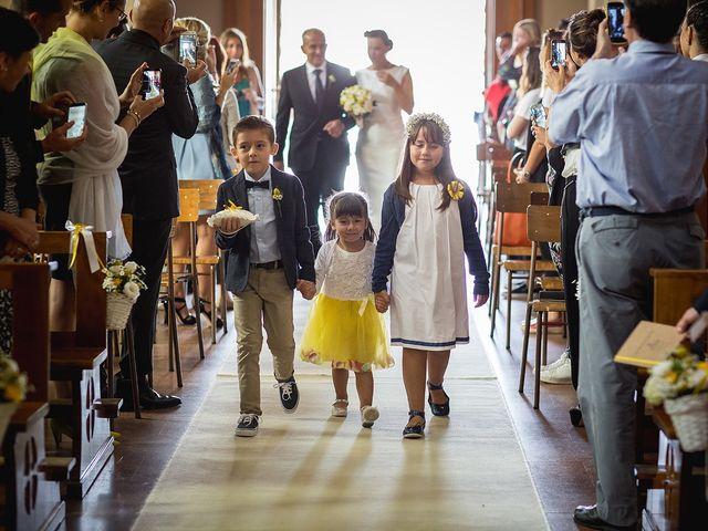 Il matrimonio di NICOLA e GIOVANNA a Malnate, Varese 38