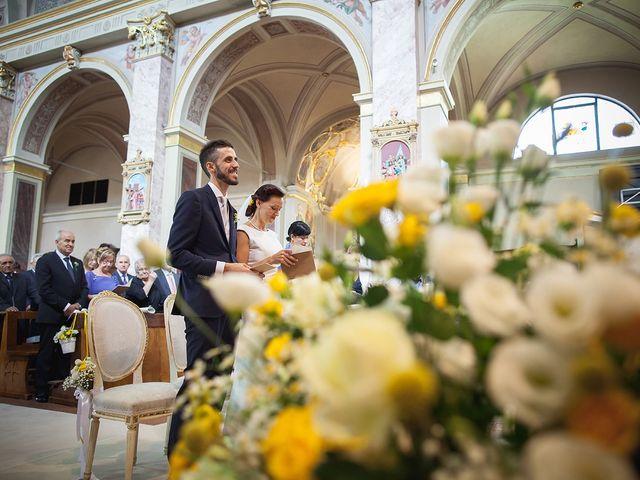 Il matrimonio di NICOLA e GIOVANNA a Malnate, Varese 44