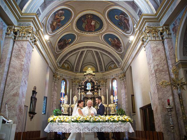 Il matrimonio di NICOLA e GIOVANNA a Malnate, Varese 45