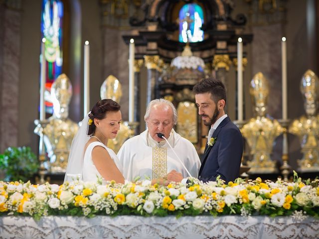 Il matrimonio di NICOLA e GIOVANNA a Malnate, Varese 46