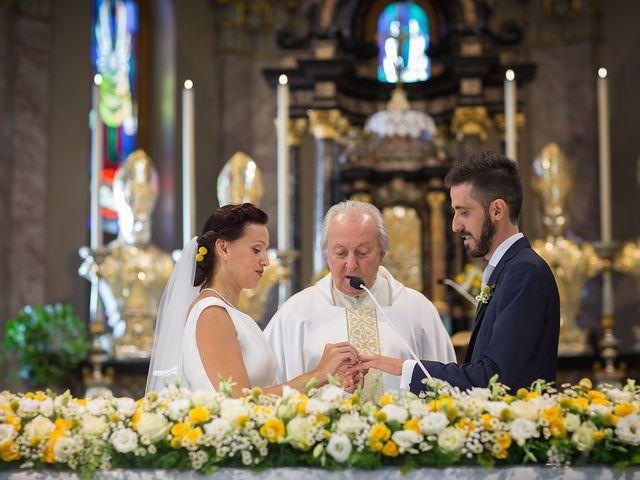 Il matrimonio di NICOLA e GIOVANNA a Malnate, Varese 47