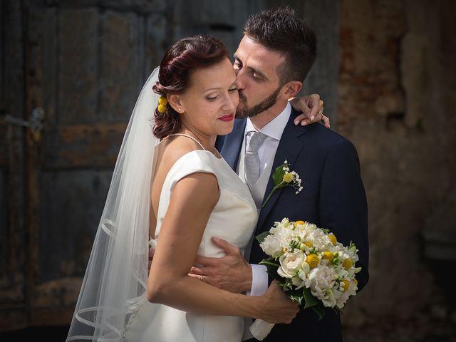 Il matrimonio di NICOLA e GIOVANNA a Malnate, Varese 56