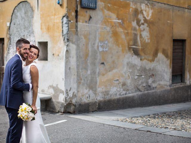 Il matrimonio di NICOLA e GIOVANNA a Malnate, Varese 57