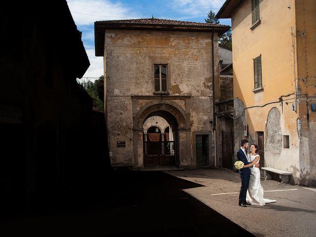 Il matrimonio di NICOLA e GIOVANNA a Malnate, Varese 58