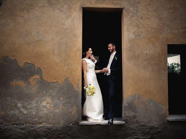 Il matrimonio di NICOLA e GIOVANNA a Malnate, Varese 59