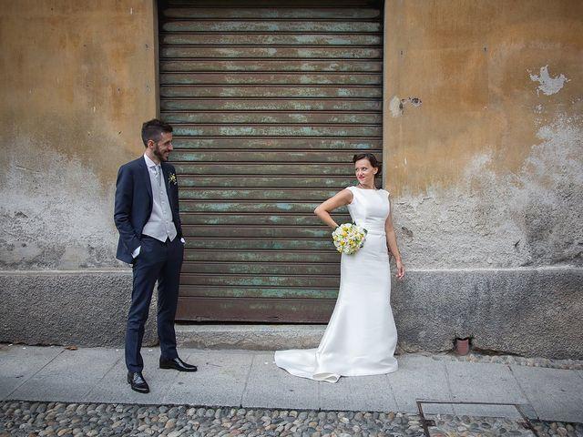 Il matrimonio di NICOLA e GIOVANNA a Malnate, Varese 61