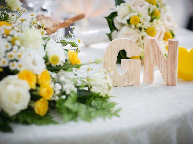 Il matrimonio di NICOLA e GIOVANNA a Malnate, Varese 64