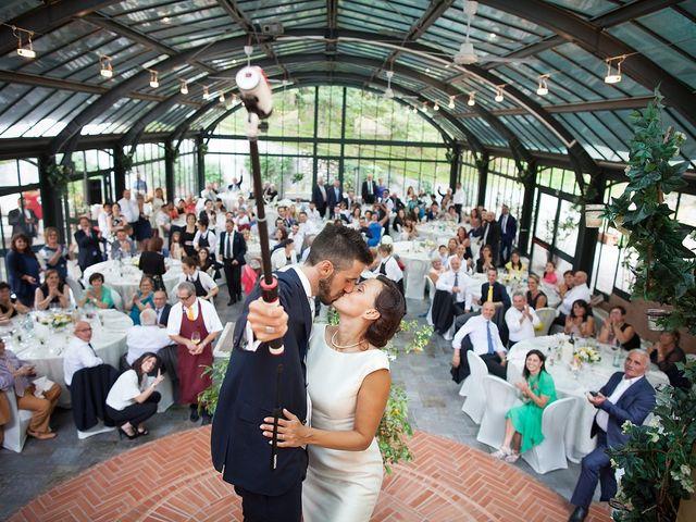 Il matrimonio di NICOLA e GIOVANNA a Malnate, Varese 66