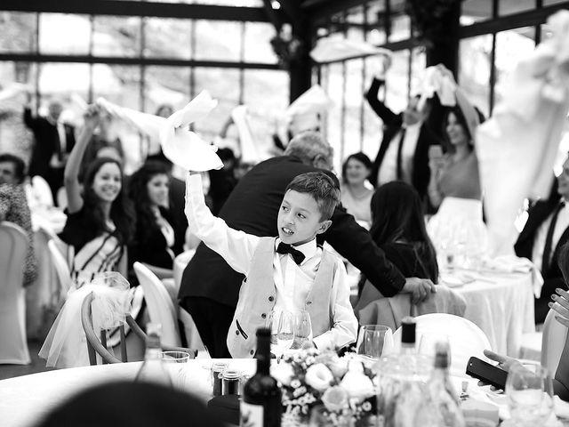 Il matrimonio di NICOLA e GIOVANNA a Malnate, Varese 68