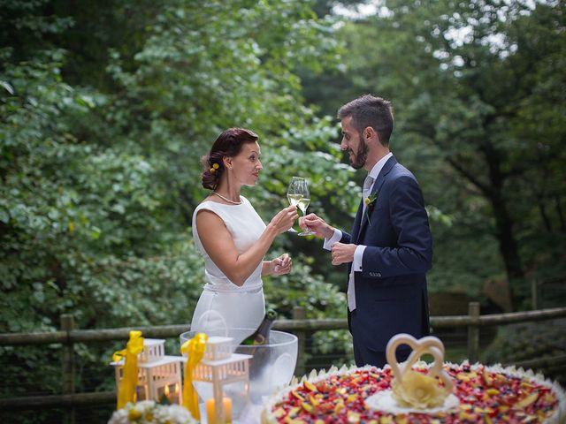 Il matrimonio di NICOLA e GIOVANNA a Malnate, Varese 76