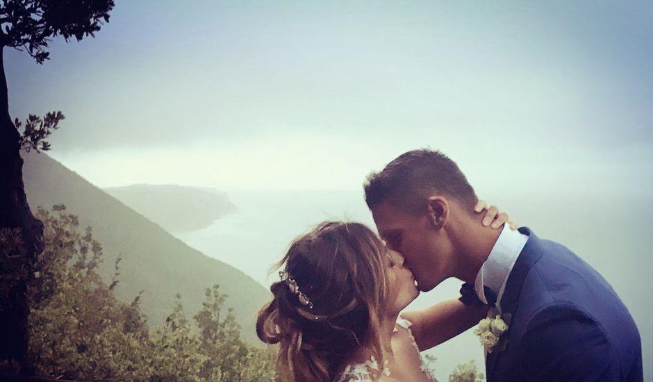 Il matrimonio di Matteo e Ilaria a Sirolo, Ancona
