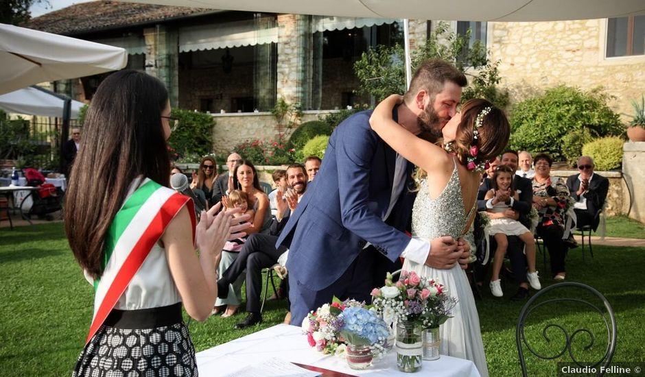 Il matrimonio di Simone e Bianca a Longare, Vicenza