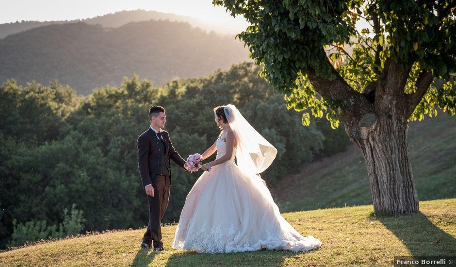 Il matrimonio di Massimiliano e Eleonora a Massa Marittima, Grosseto