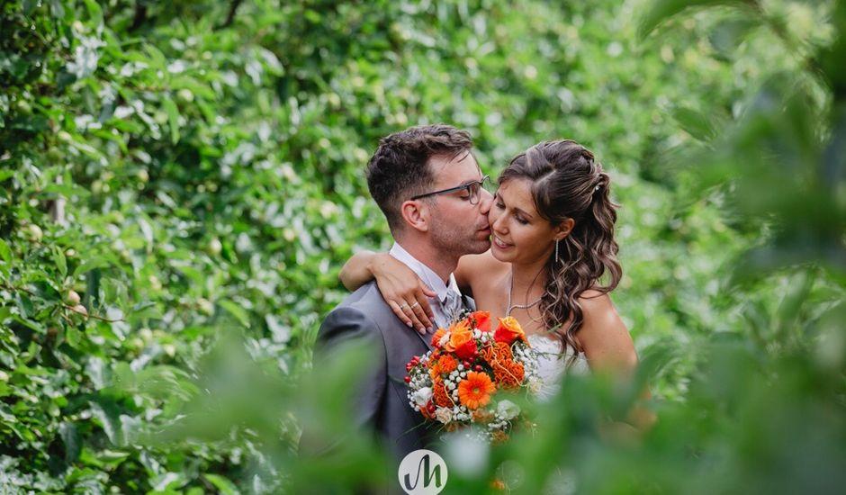 Il matrimonio di Manuel e Debora a Mezzolombardo, Trento
