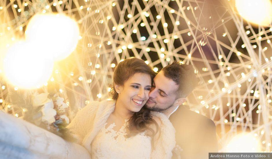 Il matrimonio di Riccardo e Cristina a Ponsacco, Pisa