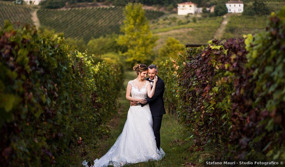 Il matrimonio di Lorenzo e Alessia a Casteggio, Pavia