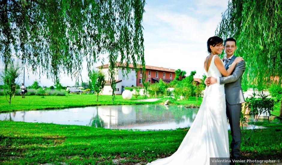 Il matrimonio di Marco e Maddalena a Spilimbergo, Pordenone