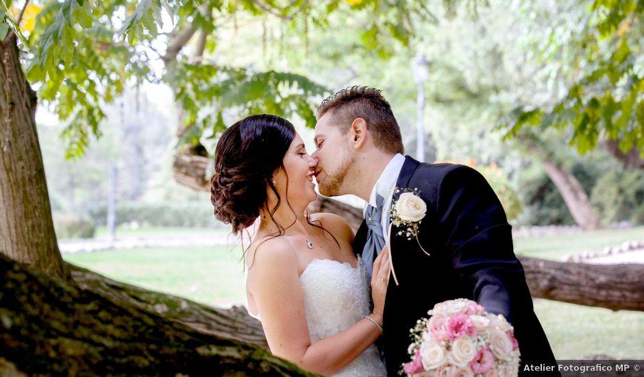 Il matrimonio di Davide e Monica a Lesmo, Monza e Brianza
