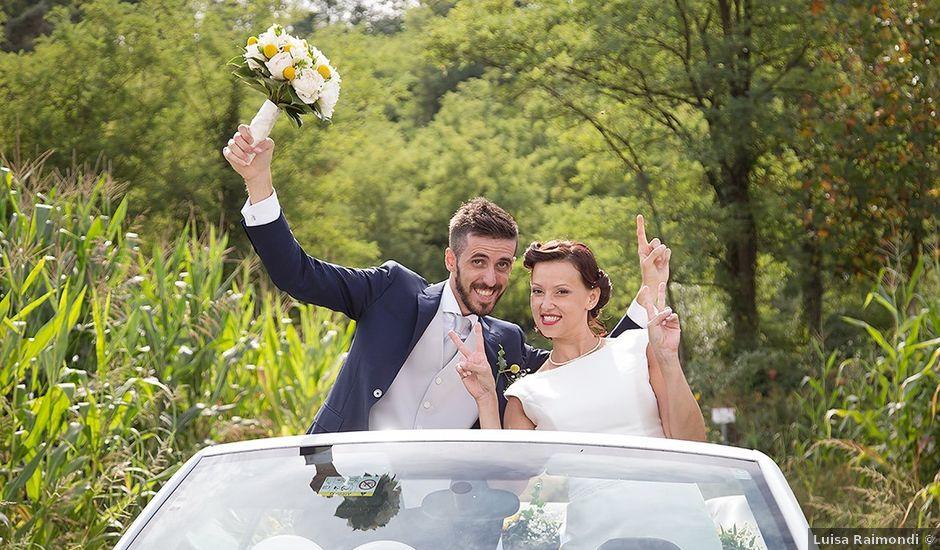 Il matrimonio di NICOLA e GIOVANNA a Malnate, Varese