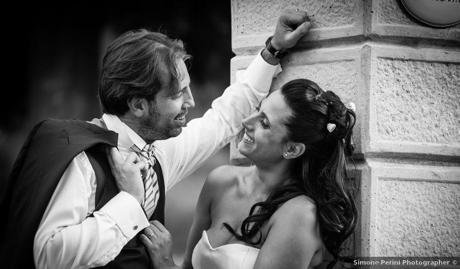 Il matrimonio di Duccio e Ambra a Empoli, Firenze