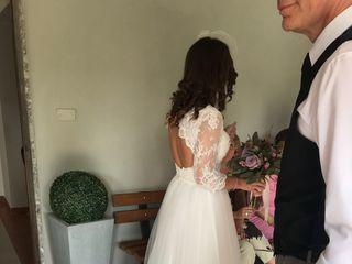 le nozze di Alessandra e Davide 1