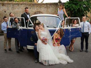 le nozze di Francesca e Ivano 1