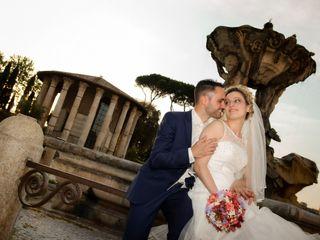 le nozze di Francesca e Ivano 3
