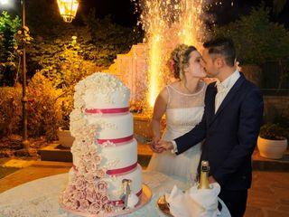 Le nozze di Francesca e Ivano