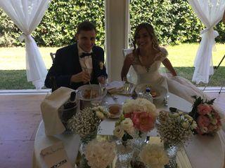 Le nozze di Giordano e Elisa