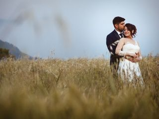 Le nozze di Giovanna e Stefano