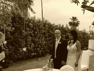 Le nozze di Antonietta e corrado 1