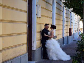 Le nozze di Sonia  e Carmine