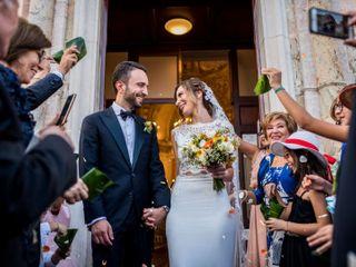 Le nozze di Michele e Sara