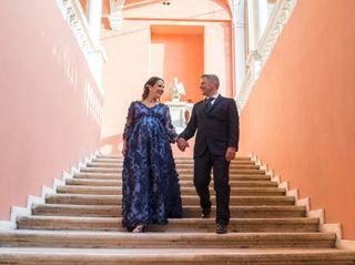 Le nozze di Ilenia e Ferdinando