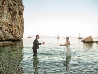 Le nozze di Christel e Gioacchino